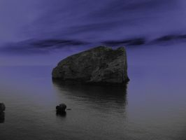 3D World - Capo Caccia by davdiana