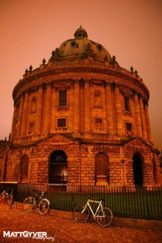 Oxford by Night by MattGyver