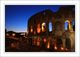 Colosseo by melintir