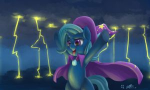 THE GREAT AND POWERFUL by mrs1989