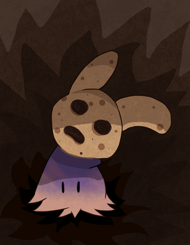 Coco Mimikyu by TheRiverBlues