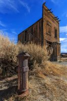 Two Bodie Relics by Mac-Wiz