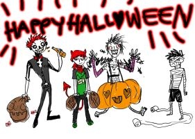 HAPPY HALLOWEEN 2011 by Harkill