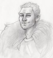 Cullen Rutherford by Naeviss