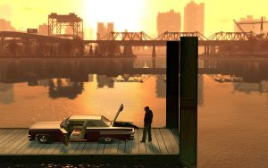 GTA IV Sunset by MrShooter1000