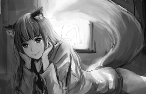 Spice and wolf by kyocs