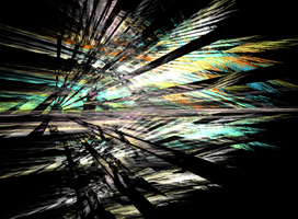 Shattered prismatic explosion by scholarwarrior-lad