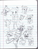 Old homestar doodle 1 by Xloupie