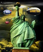 Inflated liberty by funkwood