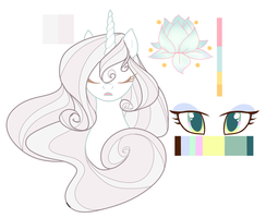Clarity Color Palette by LeLittleLuna