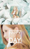 [GRAPHIC] Happy Birthday Seohyun by Syaoran-Ngo