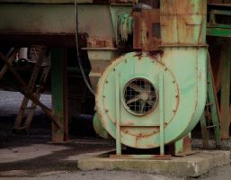 Industrial shots 1 by JensStockCollection