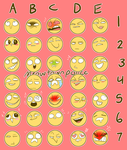 Emoji Meme ( I want to do some for my ocs ) by MeowTownPolice