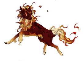 Inferno [COMMISSION] by QueenAphie