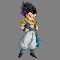Gotenks Base by drozdoo