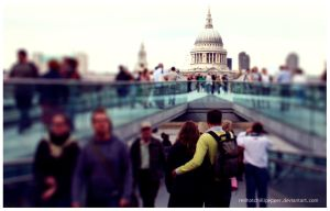 Love St. Pauls Cathedral. by Redhotchillipepper