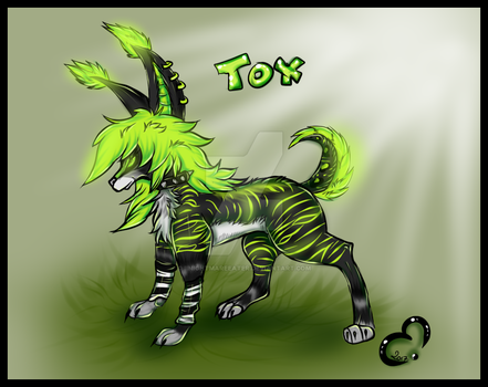 Tox Feral by iiNightmareEater