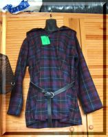 Purple Tartan Tunic -FOR SALE by Thaly