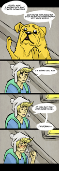 AT: I'm Gonna Cry by Hootsweets