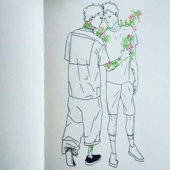 Flowerboys by Janprinceofnothing