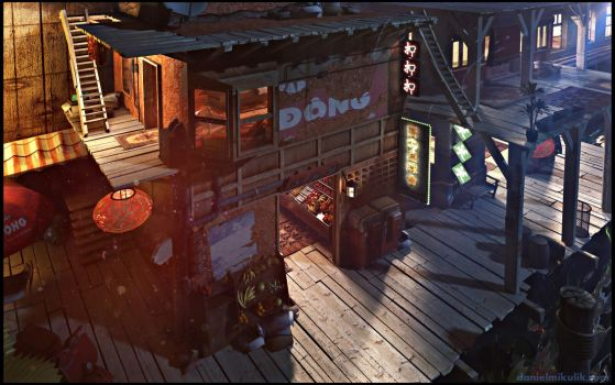 China Shops by Cerebrate