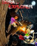 Dora the Explorer: Monsoon of the Dead by Omnipotrent