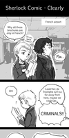 SH BBC Comic - Clearly by Sadyna