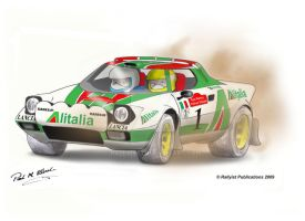 Rallyist Stratos by Rallyist1