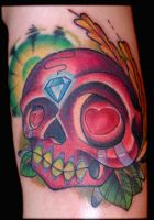 dimond suga skull by exilink