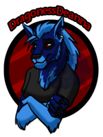 Badge Example 01 by DragonessDeanna