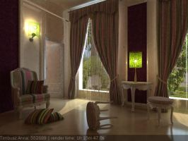 3D interior by anna1984