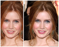 Retouch Amy Adams by theskyinside