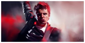 Matt Bellamy :) by sven-werren