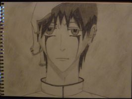 If Ulquiorra had a Son by 55thdemongage