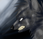 As You Surface From The Dark (Art Trade) by FoolsCourage