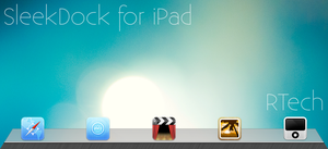 SleekDock For iPad by rishabhsingh8