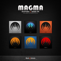 Magma :: Covers - Part 1 by MadeInKobaia