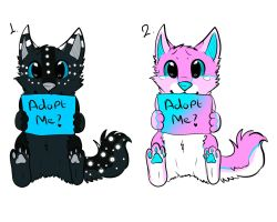 Cute wolfie adoptables (cheap)!!! [CLOSED] by Wyeth-Kitty