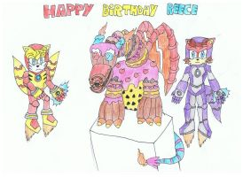 Early birthday gift for Reece by KivaEnergyArms
