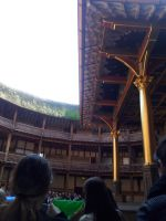Shakespeare's Globe Theatre by Saliona93