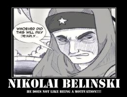 Nikolai Belinski Motivation by spyash2