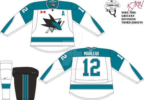 San Jose Sharks Third FINAL by thepegasus1935