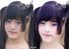 Before After 0 by CupuBanget