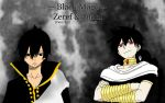 2 Black Mage - Zeref and Judal by ng9