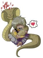 Luv your giant throbbing snake by Rina-ran