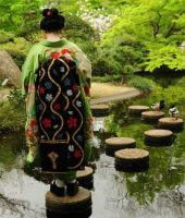 Maiko and the Ducks by Abayomi