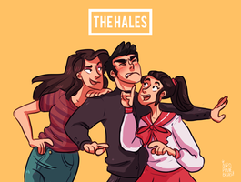 The Hales by JailhouseKing