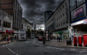 Is this the end...?!Birmingham,uk by RBcr3ative
