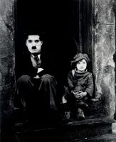Charlie Chaplin-1 by Step-in-Time-Stock