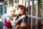 Hiccup x Astrid by Lookplu8